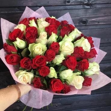 51 мини роза Кения