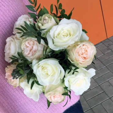 Букет невесты model №1